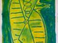 Green Termite Head